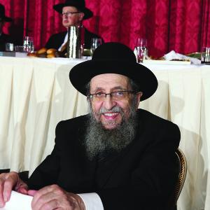 HaRav Shmuel Kamenetsky