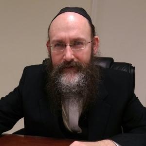 Rabbi Avraham Binyamin Spira