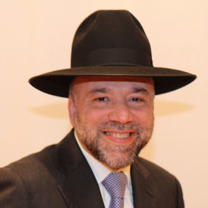 Rabbi Dr.  Yitzchok Lob PSY.D.