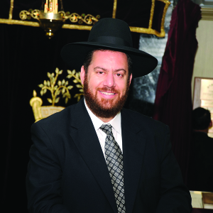 Rabbi Ephraim Eliyahu Shapiro