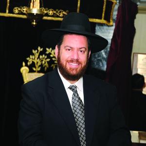 Rabbi Ephraim Eliyahu Shapiro