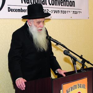 Rav Aharon Feldman