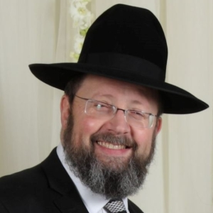 Rabbi Avi Neuberger